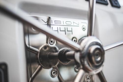 Vision 444 luxury yacht