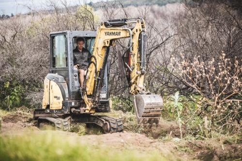 Garden Route Trail Park rebuild